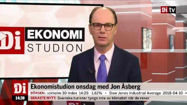 Ekonomistudion – 11 april 2018