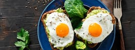 Gå ner i vikt med rätt typ av frukost