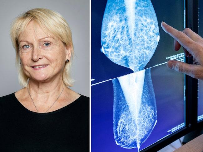 30 procent av svenska cancerfall är relaterade till levnadsvanor, berättar Elizabeth Johansson från Cancerfonden.