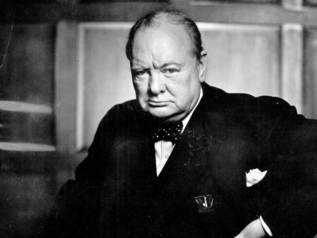 <span>Stationen Down Street stängdes redan 1932 men användes som skyddsbunker av Winston Churchill.</span>