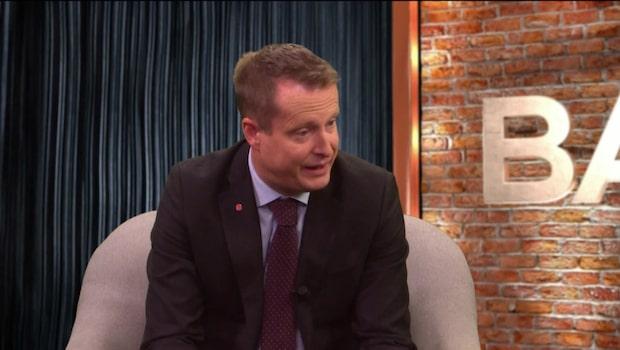 Anders Ygeman (S) gästar Bara politik