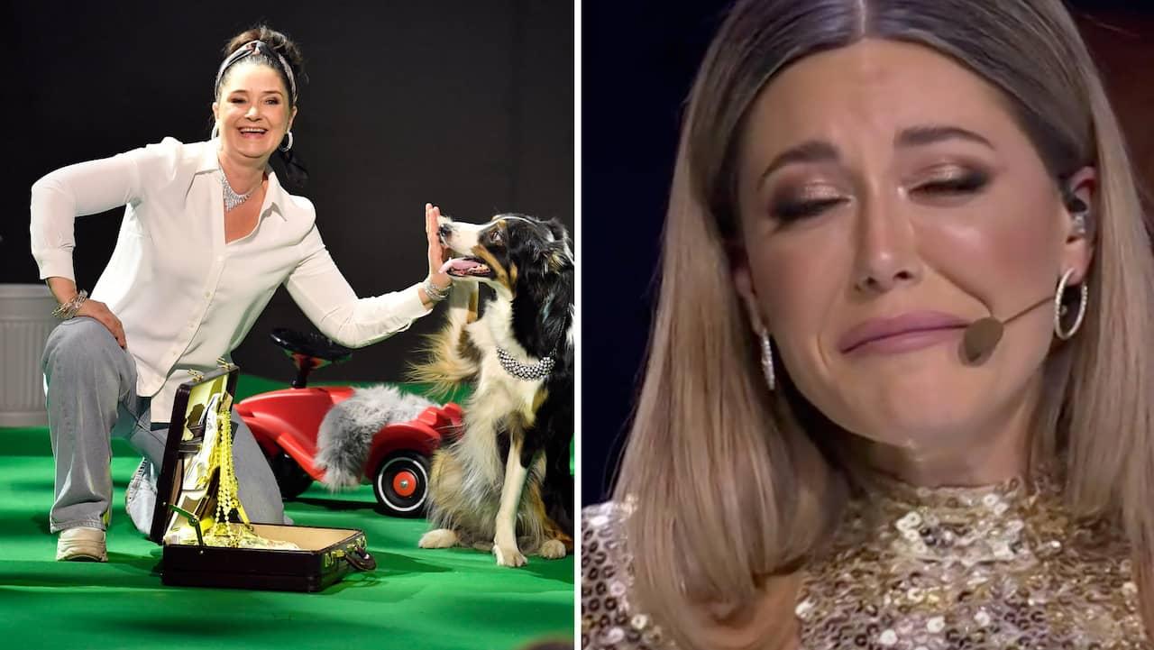 """Efter Biancas tårar – Lizette och Lotus vinner """"Talang"""""""