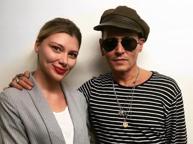 Nya bilderna på Johnny Depp får fansen att reagera
