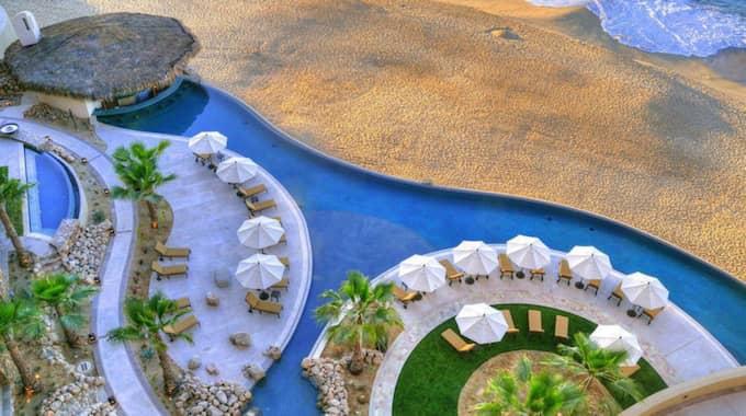 Kungen ska ha bott på hotellet Solmar hotels & Resort på semestern. Foto: Hotels.com