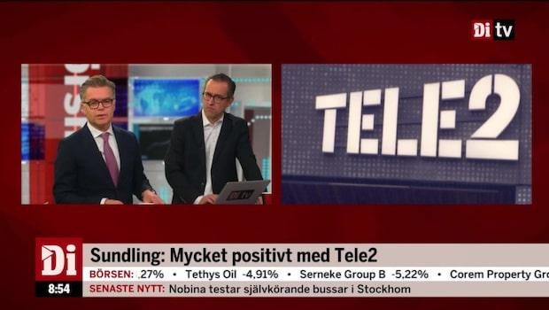 Tele2 går ihop med Deutsche Telekom