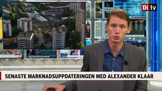 Di Nyheter: Stockholmsbörsen mot rekord efter Trumprally