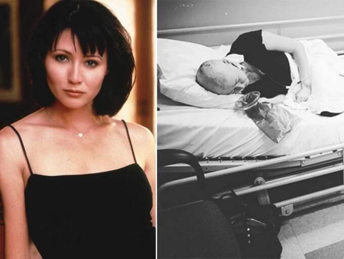Skådespelerskan Shannen Doherty stämde sitt managementbolag när hon fick cancer - och nådde en förlikning.