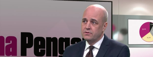 Reinfeldt står fast vid jobb till 75