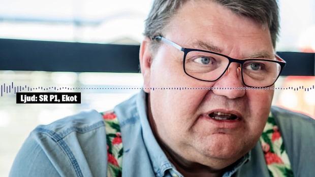 """Peter Lundgren (SD): """"""""Expressen försöker vinkla det här"""""""