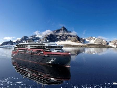 Sommaren 2020 startar Hurtigruten turer i Alaska.