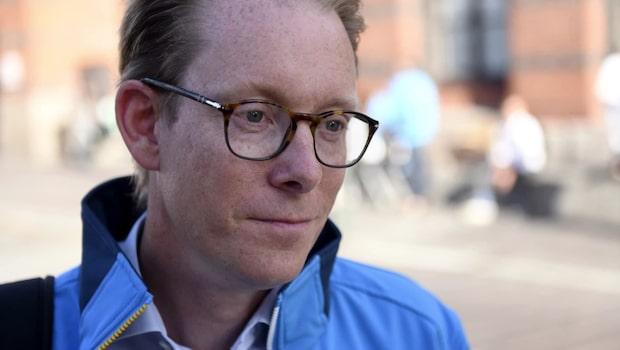 """Tobias Billström (M): """"Samtal pågår"""""""