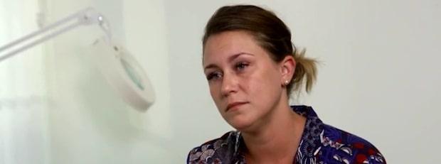 Silikon förstörde Pernillas bröst