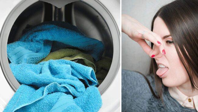 Stinker dina handdukar? Då det finns det ett knep som gör att de blir som nya igen.