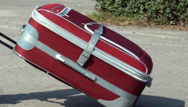 Följ våra enkla råd så blir det lätt att stänga igen resväskan.