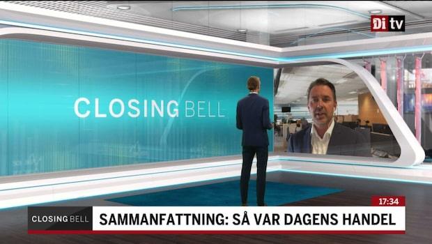 """Börsexperten: """"Vi toppar ur här under 2019"""""""