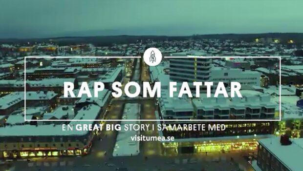 """Svenska rapparen Cleo: """"Jag är rädd varje dag"""""""