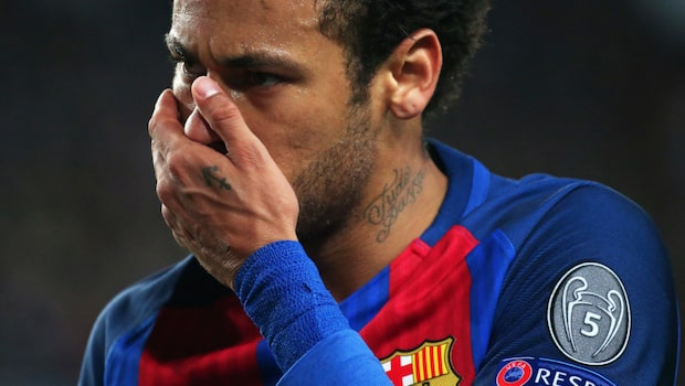 Neymar riskerar fängelsestraff - misstänks för bedrägeri