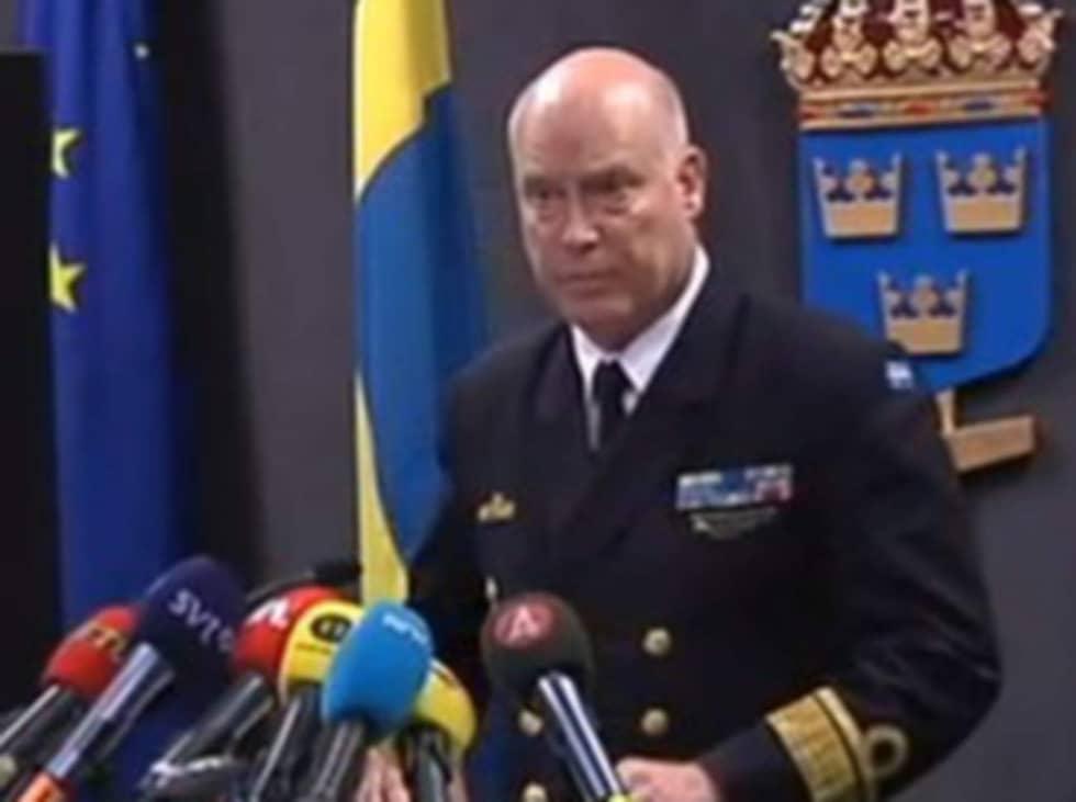 Sökinsatsen i Stockholms skärgård kommer därför att fortsätta. Foto: Expressen TV
