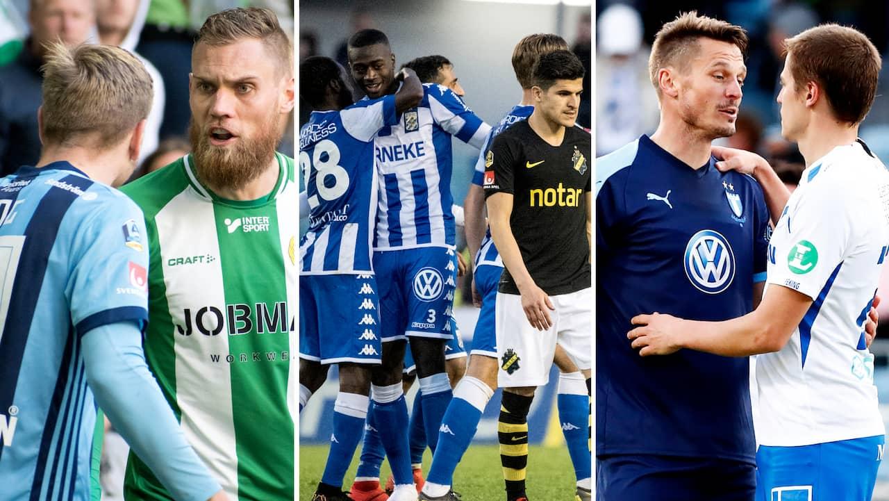 Siffrorna som avslöjarallsvenska klubbarnas verklighet