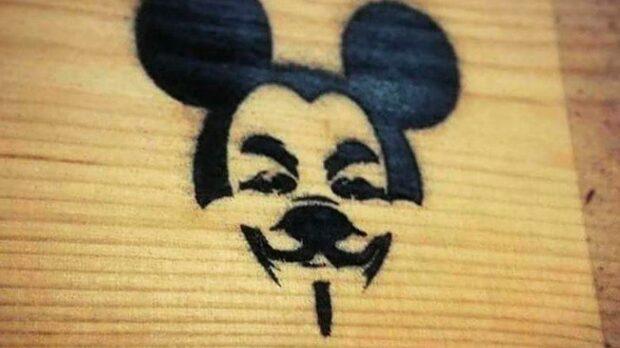 Anonyma möss har öppnat ny affär