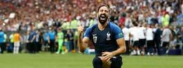 Han slutar direkt  efter VM-guldet