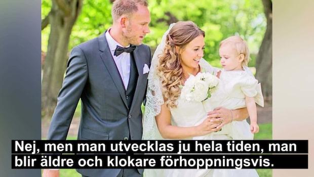 """Granqvist: """"När jag fick min dotter mognade jag som person"""""""