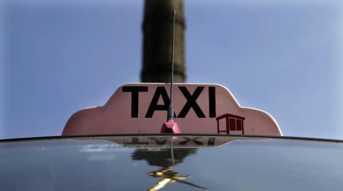 Uber och Lyft har tidigare marknadsförts som ett sätt att minska diskriminering. Foto: Marco Ugarte / AP TT NYHETSBYRÅN