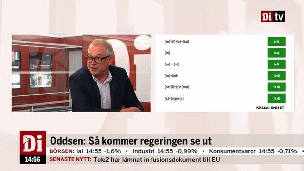 """Wikström: """"Historiskt sett en ny inställning från Löfven"""""""