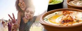 Festivalen för dig som älskar hummus