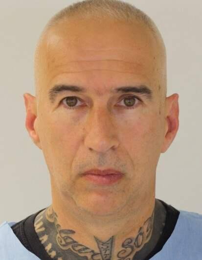 Michel Boer, 52, uppges av den nederländska polisen vara en av grundarna till Satudarah MC. Foto: Polisen i Nederländerna
