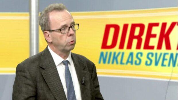 """Mats Larsson om mötet mellan ledarna: """"Bara timmar kvar på vapenvilan"""""""