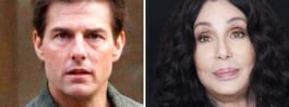 Cher avslöjar Tom Cruises hemlighet