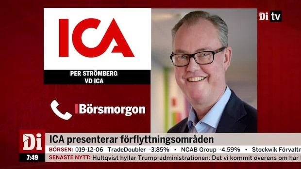 ICA håller kapitalmarknadsdag under onsdagen