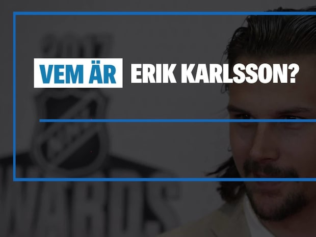 Vem är Erik Karlsson?