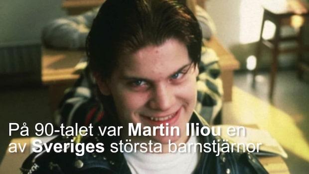 """Svenska barnstjärnans tunga liv: """"Jag är alkoholist"""""""