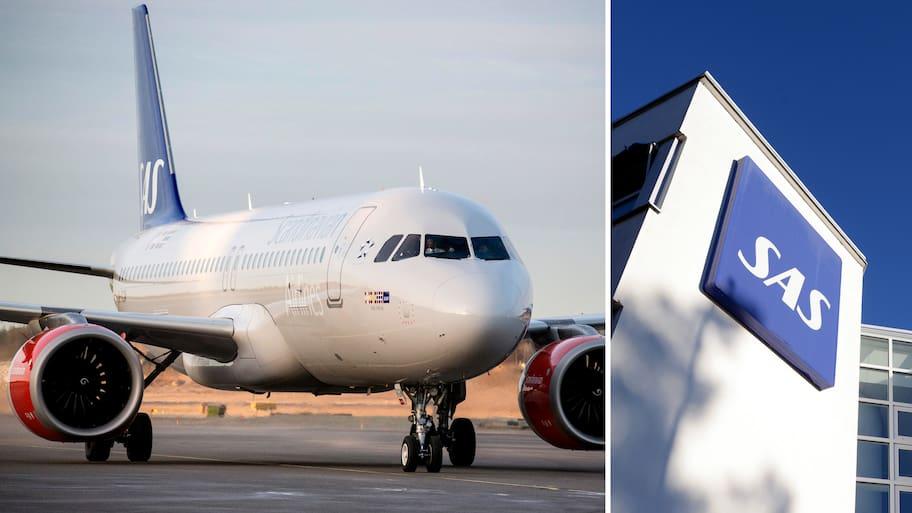 SAS ska köpa 40-50 flyg till sin kort- och medeldistansflotta.
