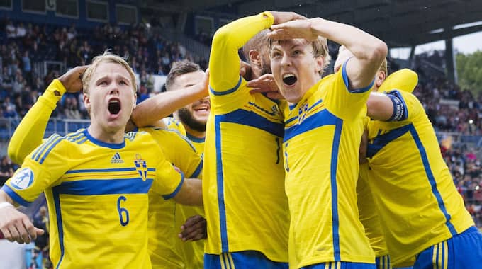 Kan Sverige upprepa bragden och försvara guldet i U21-EM? Den 16 juni drar mästerskapet i Polen igång. Foto: Johanna Lundberg / BILDBYRÅN