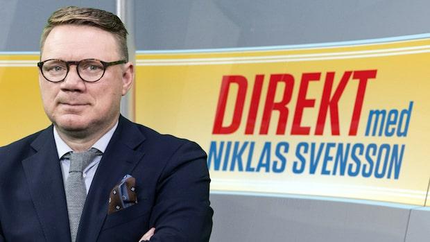 Direkt med Niklas Svensson - se hela programmet 26/11 2019