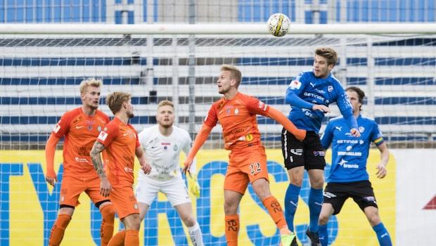 Highlights: AFC Eskilstuna-Halmstad 0-0