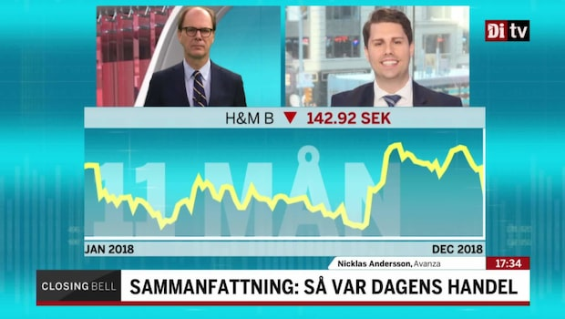 Andersson: Därför pressas klädjätten på börsen