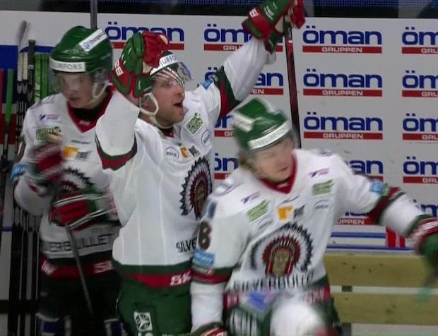 Highlights: Växjö - Frölunda 3-4