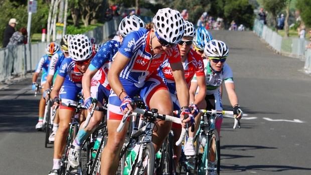 Stjärncyklisten Sharon Laws är död