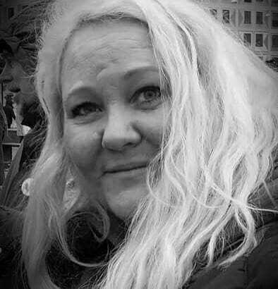Marlen Fuglsang är medlem i Svenska rovdjursföreningen och Jaktkritikerna. Foto: Privat