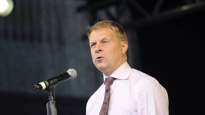 Benny Fredriksson avgår som chef för Kulturhuset Stadsteatern efter kritikstormen. Foto: JAN DÜSING