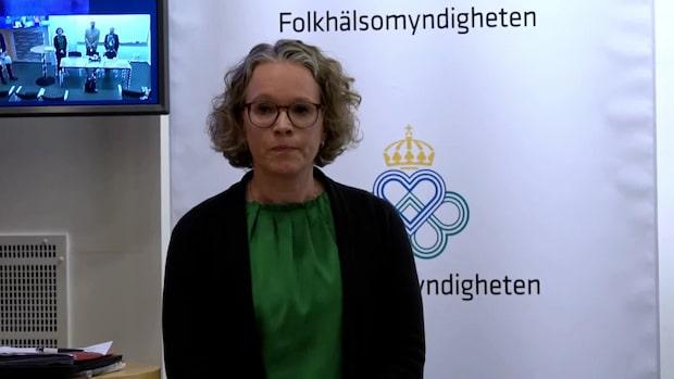 Fem nya coronafall bekräftade i Sverige