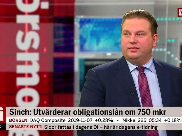 Nilsson om Sinch: Går från klarhet till klarhet - urstark rapport