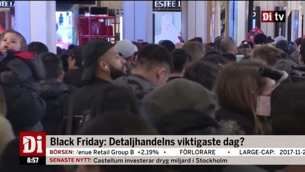"Sundling Danske bank: ""Detaljhandeln strukturellt hotad"""