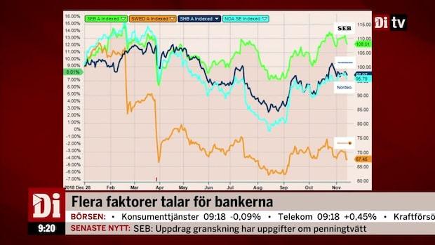 Förvaltaren: Den är börsens bästa bankaktie