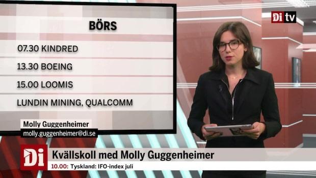 Kvällskoll - 24 juli 2018