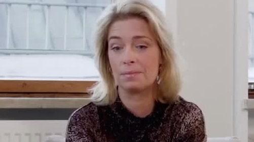 """Annika Strandhäll om Löfvens stöd: """"Fantastisk på det sättet"""""""